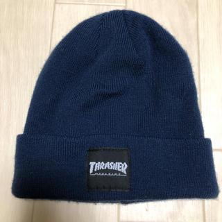 スラッシャー(THRASHER)のTHRASHER ニット帽 ニットキャップ ビーニー(ニット帽/ビーニー)