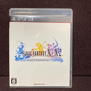 プレイステーション3(PlayStation3)のファイナルファンタジーX/X-2 HD Remaster(家庭用ゲームソフト)