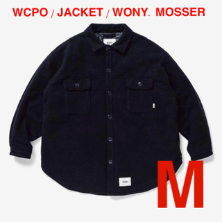 ダブルタップス(W)taps)の20AW 【Mサイズ】WCPO / JACKET / WONY. MOSSER(テーラードジャケット)