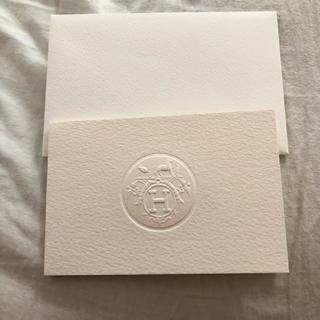 エルメス(Hermes)のHERMES♡メッセージカード、便箋(カード/レター/ラッピング)