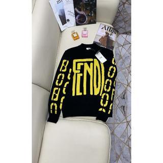 フェンディ(FENDI)のフェンディ ロゴ ウール セーター 【FENDI】(ニット/セーター)