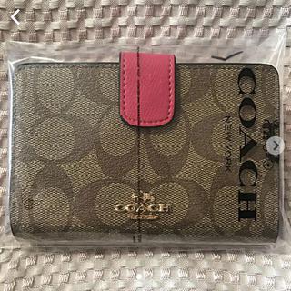 COACH - COACH コーチ 財布 二つ折り財布 F53562