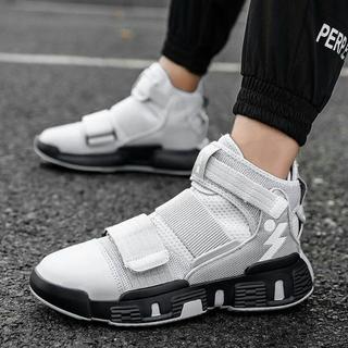 スニーカー メンズ 靴男性用快適身長アップ 通気性 背が高くなる 厚底シークレッ(スニーカー)