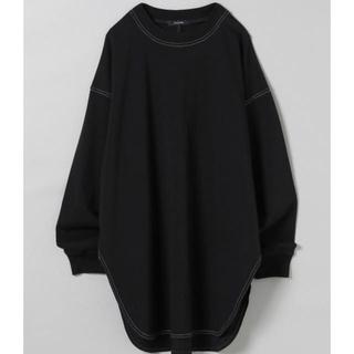 ジーナシス(JEANASIS)のステッチBIGロンT(Tシャツ(長袖/七分))