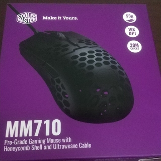 Cooler Master mm710 ゲーミングマウス