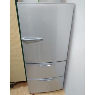 冷蔵庫 AQUA レンジが置けちゃう 背の低い使いやすいサイズ カップルサイズ