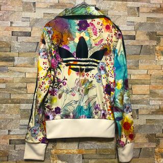 adidas - 希少 adidas × Farm FLOWER FIREBIRD  Mサイズ