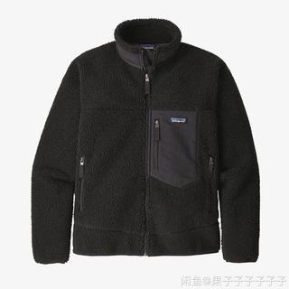 Patagonia レトロX ジャケット ブラック(テーラードジャケット)