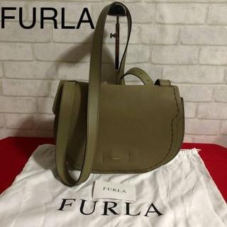 フルラ(Furla)のフルラ FURLA レザーフラップ ショルダーバッグ(ショルダーバッグ)