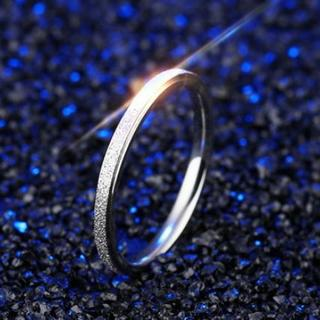 人気 シンプル 細いかわいいレディース指輪 リング(リング(指輪))