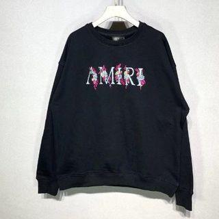 AMIRI 20AW スウェット ブラック  L(スウェット)