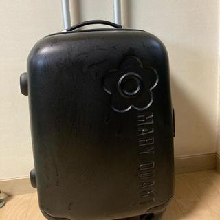マリークワント(MARY QUANT)のマリークワントキャリーバック(スーツケース/キャリーバッグ)