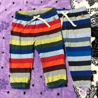 GAP Kids - ギャップキッズ ズボン パンツ 90 2本セット