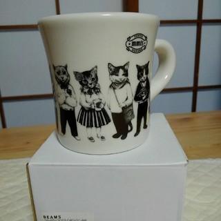 ヒグチユウコさん、mmtSのカップ