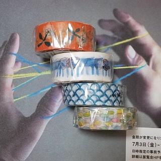 ミナペルホネン(mina perhonen)のミナペルホネン『つづく展』マスキングテープ(テープ/マスキングテープ)