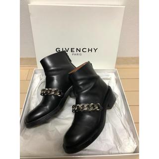 ジバンシィ(GIVENCHY)の美品!GIVENCHY ブーツ(ブーツ)