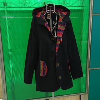 titicaca - [美品] TITICACA チチカカ エスニック パーカー ジャケット コート
