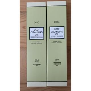ディーエイチシー(DHC)のDHC 薬用ディープクレンジングオイル リニューブライト 200ml  2本(クレンジング/メイク落とし)