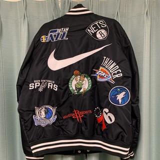 ナイキ(NIKE)のSupreme Nike NBA Teams Warm-Up Jacket (スタジャン)