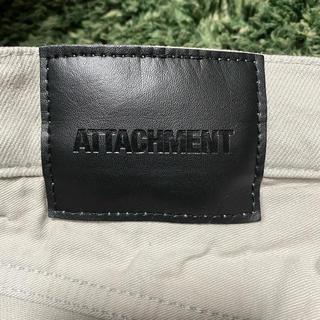 アタッチメント(ATTACHIMENT)のATTACHMENT パンツ(デニム/ジーンズ)