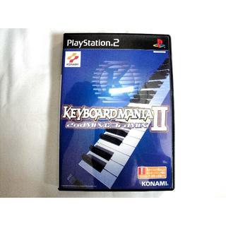 KONAMI - コナミ PS2用ソフト キーボードマニア2