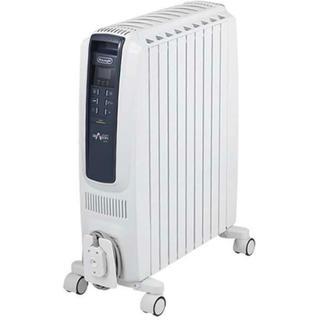デロンギ(DeLonghi)のDeLonghi QSD0915-BL デロンギ オイルヒーター(オイルヒーター)