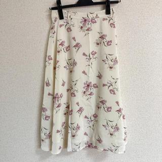 ハニーズ(HONEYS)のHoneys ハニーズ 花柄スカート(ロングスカート)
