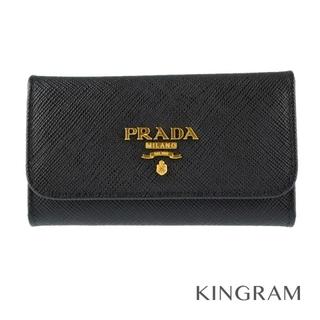 プラダ(PRADA)のプラダ サフィアーノ 6連キーケース  キーホルダー・キーケース(キーケース)