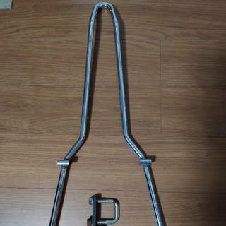 部品屋k&w ガレージt&f ビラーゴ250 シーシーバー カブ50