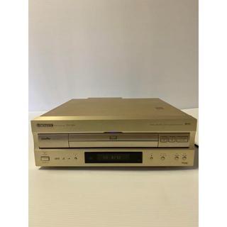 パイオニア(Pioneer)のパイオニア DVL-909 DVD/LDコンパチブルプレーヤー (ゴールド)(DVDプレーヤー)