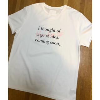 snidel - herlipto 初期Tシャツ