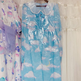 Angelic Pretty - Angelic Pretty Misty Sky sax op