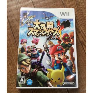ウィー(Wii)の大乱闘スマッシュブラザーズ X(家庭用ゲームソフト)