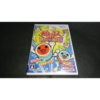 ウィー(Wii)のWii 太鼓の達人Wii ドドーンと2代目!(家庭用ゲームソフト)