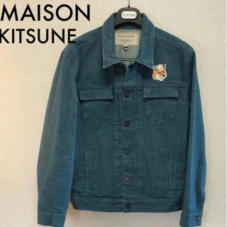 メゾンキツネ(MAISON KITSUNE')のmaison kitsune(Gジャン/デニムジャケット)
