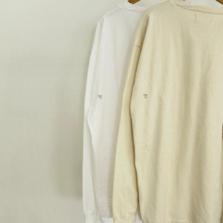 """TODAYFUL - TODAYFUL """"Heart Long T-Shirts""""ハートロングTシャツ"""