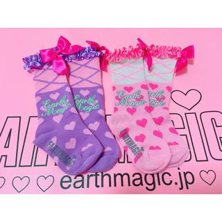 EARTHMAGIC - アースマジック♡ 靴下