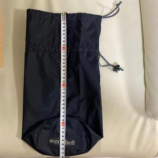 モンベル(mont bell)の収納袋 マウンテンパーカ用 メンズ レディース 共用(登山用品)