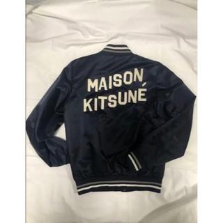 メゾンキツネ(MAISON KITSUNE')のキツネ テディジャケット(ブルゾン)