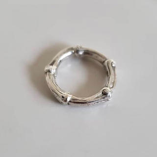 Tiffany & Co. - ティファニー バンブー リング ヴィンテージ 美品
