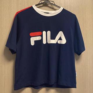 FILA - 【送料込み】FILA ロゴティシャツ