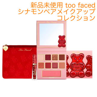Too Faced - too faced クリスマスコフレ