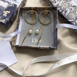 Dior - クリスチャンディオール  dior  ピアス パール