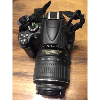 Nikon - Nikon D5000. 一眼レフカメラ  部品取り