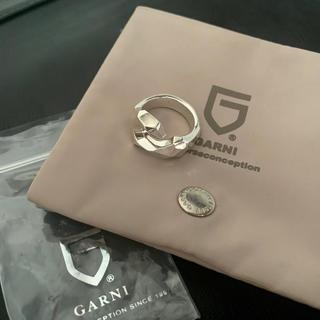 ガルニ(GARNI)の定価3万↑↑★Garni【ガルニ】Adamas Ring 19号 リング(リング(指輪))