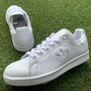 アディダス(adidas)の美品22.5adidas STANSMISTHアディダス スタンスミス E516(スニーカー)