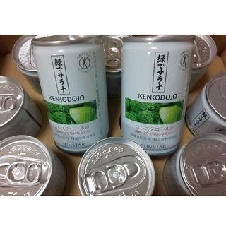 サンスター(SUNSTAR)の緑でサラナ 160g×10缶 (その他)