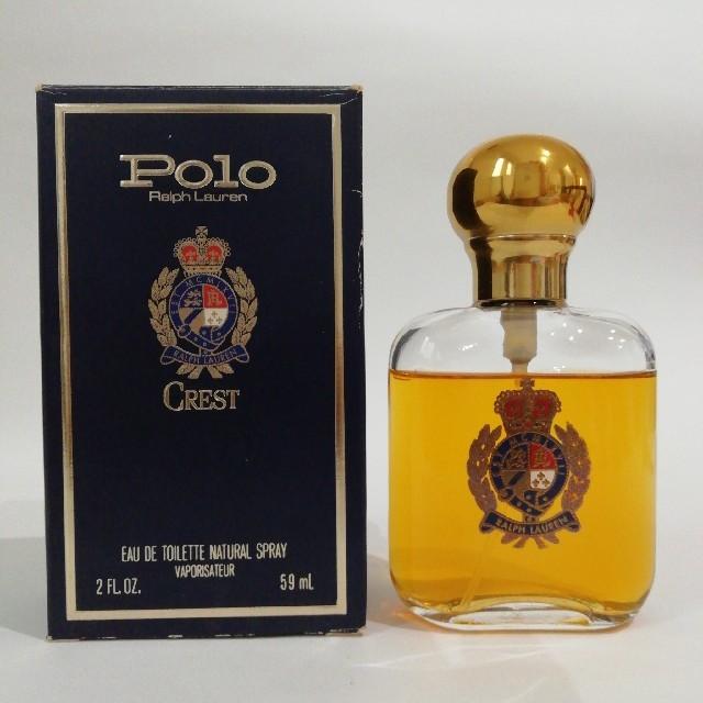 POLO RALPH LAUREN(ポロラルフローレン)のポロ ラルフローレン クレスト オードトワレ 59ml コスメ/美容の香水(香水(男性用))の商品写真