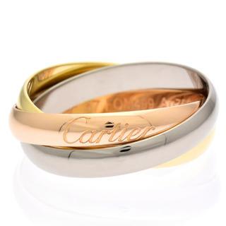 カルティエ(Cartier)のカルティエ トリニティ 三連リング(リング(指輪))