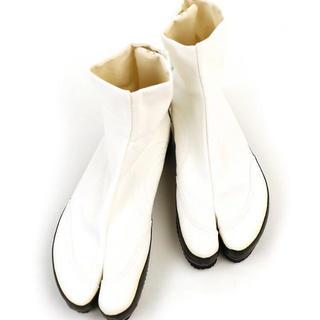 ムーンスター(MOONSTAR )の足袋スニーカー 足袋ブーツ 25.0(スニーカー)